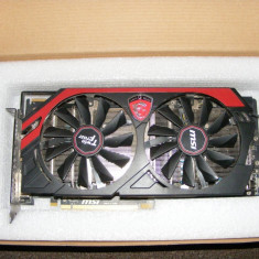 Placa video MSI Radeon R9 280X Gaming Twin Frozr OC 3GB DDR5 384-bit