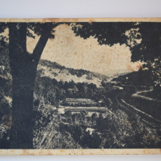 Carte postala - Valea Prahovei - Carte Postala Banat dupa 1918, Circulata, Printata