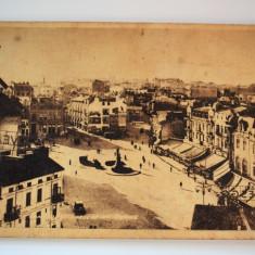Carte postala - Constanta - Vedere din centru - Carte Postala Banat dupa 1918, Circulata, Printata