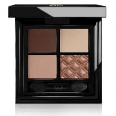 Fard De Pleoape Cu Oglinda Idyllic Soft Satin Eyeshadow Palette Natural Style - Fard pleoape