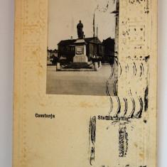 Carte postala - Constanta - Carte Postala Banat dupa 1918, Circulata, Printata