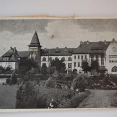Carte postala - Scoala normala de contucatoare - Carte Postala Banat dupa 1918, Circulata, Printata