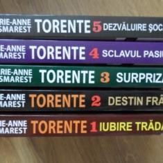 Torente Vol.1-5 Completa - Marie-anne Desmarest, 399509 - Roman