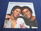 Johnny Mathis&Deniece Williams - That's What Friends Are For_vinyl,LP_Columbia, VINIL, Columbia