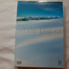 White planet - dvd - Film documentare Altele, Engleza
