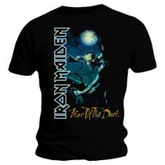IRON MAIDEN Fear Of The Dark Tree Sprite, tricou, negru, XL - Tricou barbati, Maneca scurta