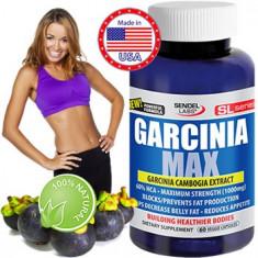 Garcinia Cambogia Max 1600Mg 70% HCA pt Slabire Sanatoasa - Produs In America - Produs de Slabit