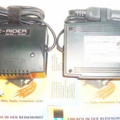 Invertor auto 12V 80W cablu bricheta