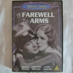 A farewell to arms - dvd - Film Colectie, Altele