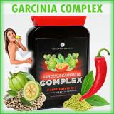 Garcinia Cambogia Complex cu 8 Ingrediente pt Slabire, Reduce Pofta de Mancare