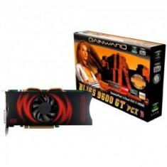 Placa videosecond hand Gainward BLISS 9600GT Golden Sample 512MB DDR3 256-bit.