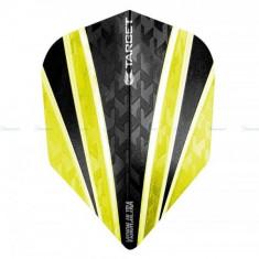 Fluturas darts TARGET VISION ULTRA 4 SAIL NO6, galben/negru