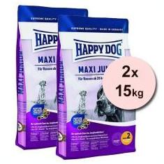 Happy Dog Supreme Maxi Junior 23 / 2 x 15 kg