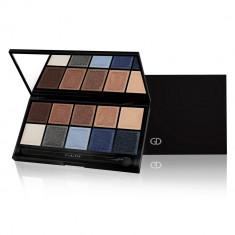 Fard De Pleoape Frames Eye Shadow Palette - Fard pleoape