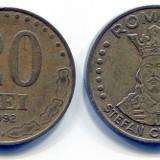 20 lei 1992 - Moneda Romania