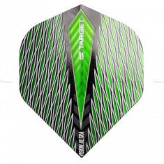 Fluturas darts Target Quartz VISION ULTRA, verde