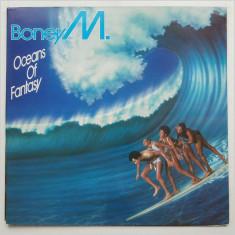 Boney M Oceans Of Fantasy HQ LP (vinyl) - Muzica Dance