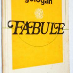 Ionel Gologan - Fabule - Carte Fabule