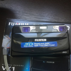 Fuji Finepix 3D - Aparat Foto compact Fujifilm