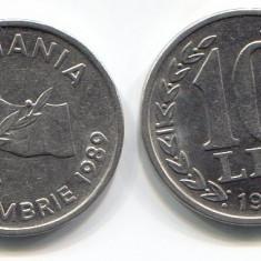 10 lei 1991 - Moneda Romania