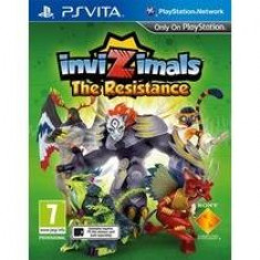Invizimals: Resistance Playstation Vita