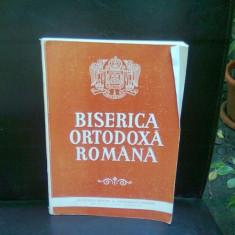 BISERICA ORTODOXA ROMANA - BULETIN OFICIAL