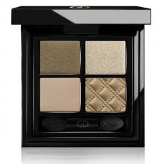 Fard De Pleoape Cu Oglinda Idyllic Soft Satin Eyeshadow Palette Golden Savannah - Fard pleoape