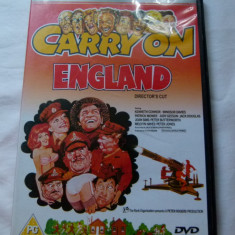 Carry on England - dvd - Film comedie Altele, Engleza