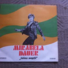 Mirabela dauer taina noptii album disc vinyl lp Muzica Pop electrecord slagare usoara, VINIL