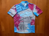 Tricou ciclism vintage SMS Santini Made Italy; XXL, vezi dim.; impecabil, ca nou, Tricouri