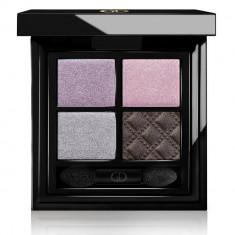 Fard De Pleoape Cu Oglinda Idyllic Soft Satin Eyeshadow Palette Violet Whisper - Fard pleoape