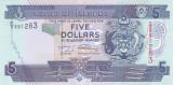 Bancnota Insulele Solomon 5 Dolari (2009) - P26 UNC ( serie C/5 )