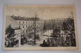 Carte postala  - Timisoara - Gimnaziul de fete - Notre Dame, Circulata, Printata