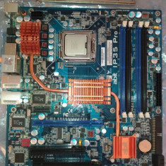 Oferta! Kit Quad Core LGA775 Abit IP35 Pro+Intel Xeon X5460 (peste Q9650) - Placa de Baza