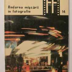 """CY - N. TOMESCU """"Redarea Miscarii in Fotografie"""""""