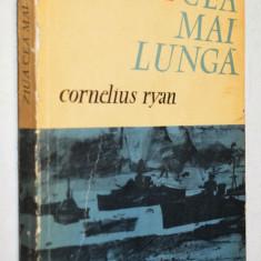 Ziua cea mai lunga - Cornelius Ryan - Roman istoric