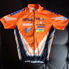 Tricou ciclism Kalas Sportswear Full Zip; marime M, vezi dim.; impecabil, ca nou - Echipament Ciclism