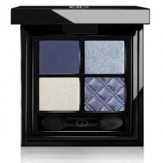 Fard De Pleoape Cu Oglinda Idyllic Soft Satin Eyeshadow Palette Denim Blue - Fard pleoape