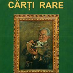 Florian Dudas, CARTI RARE, Oradea, 2017