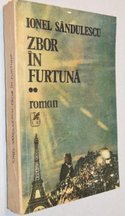 Ionel Sandulescu - zbor in furtuna vol. II