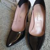 Pantofi piele Benvenuti 36