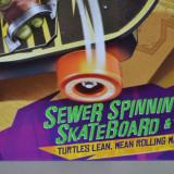 Testoasele Ninja- Skateboard