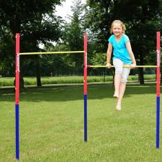 Set de 2 bari metalice pentru gimnastica, Hudora - Bicicleta copii