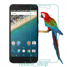 Folie sticla LG Google Nexus 5X protectie securizata - Folie de protectie, Anti zgariere