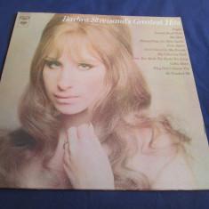 Barbra Streisand - Baraba Streisand's Greatest Hits _ vinyl,LP _ Columbia (SUA)