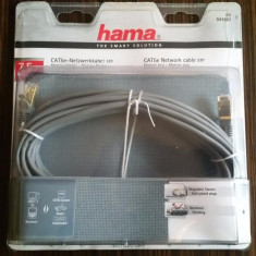 Cablu de rețea CAT5e HAMA 7, 5m