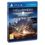 Helldrivers Super-Earth Ultimate Edition PS4