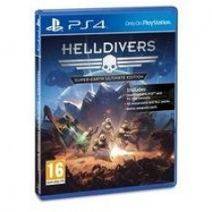 Helldrivers Super-Earth Ultimate Edition PS4 Sony