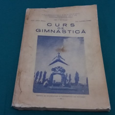 CURS DE GIMNASTICĂ/N. GH. BĂIAȘU/ FACULTATEA DE EDUCAȚIE FIZICĂ/1970