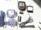 Vitezometru bicicleta 14 functii 1 - SPD - (Viteza Curenta) 2 - ODO